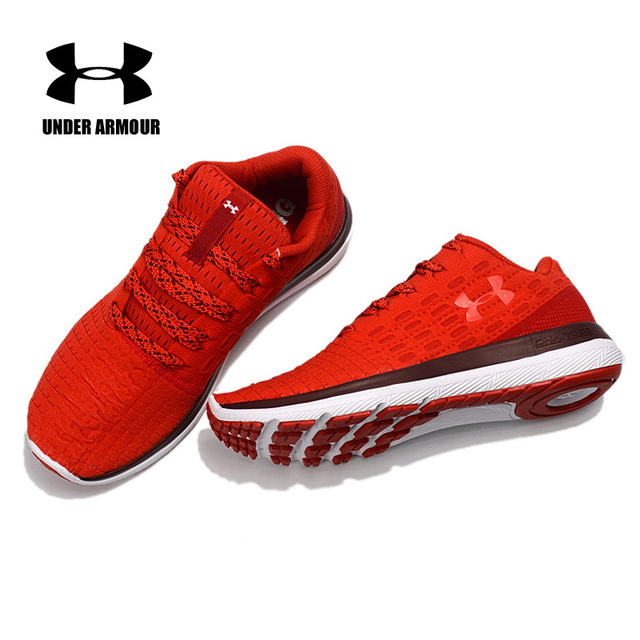 Under Armour Men UA Threadborne Slingflex Knitted Running Walking Shoes Zapatillas Hombre Training Breathable Sneakers Hot Sale