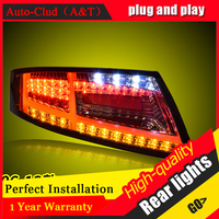 Car Styling LED Tail Lamp For TT Tail Lights 2006 2013 For TT Rear Light DRL