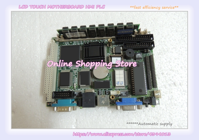 PCM-4823 REV:B1 industrial motherboard 100% tested perfect quality стоимость
