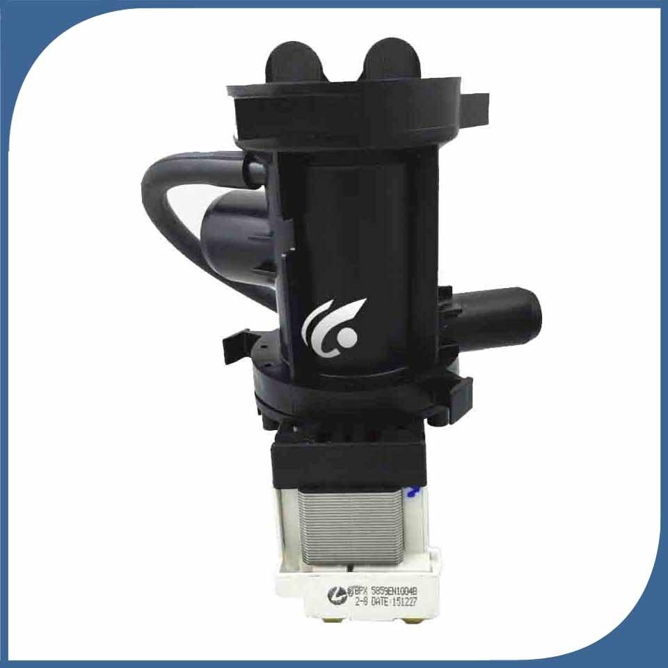 100% New Original for Washing machine parts drain pump motor BPX2-8 BPX2-7 BPX2-111 BPX2-112 30W set good 1pcs for washing machine parts motor coil bpx2 8 good working