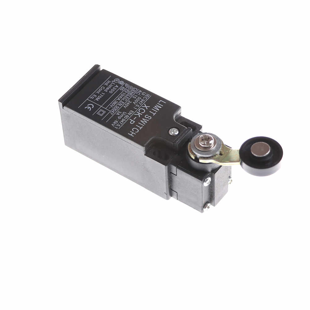 XCK-P118 AC 380V 10 A Momentary Adjustable Roller Lever Limit Switch  Lf 4