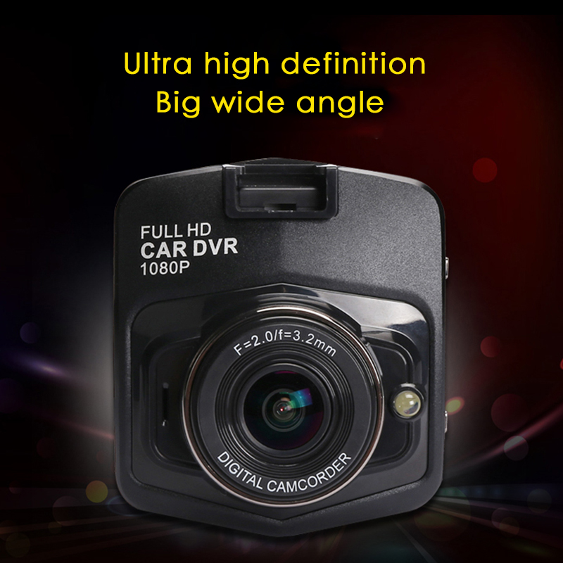 2018 New Front Mini Camera Car DVR Camera Full HD 1080P Video Registrator Parking Recorder G-sensor Night Vision Dash Cam