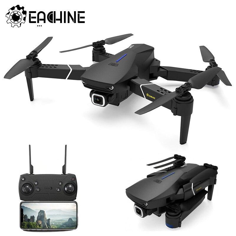 Eachine FPV Quadcopter Angle-Camera Rc Drone GPS Altitude-Hold FOLLOW WIFI Foldable