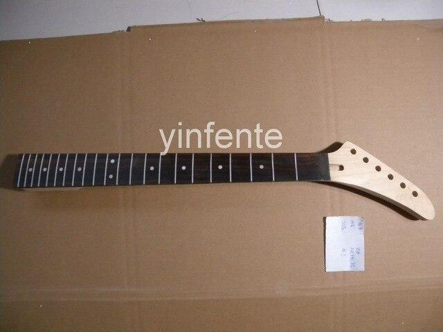 Neuf de Haute Qualité Unfinished guitare électrique en bois Massif Corps & touche modèle 1 pcs #2