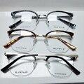 2016 New Tort Acetate eyeGlasses Frame with Super-elastic stainless steel Eyewear Frames Oculos De Grau 10pcs/lot wholesale