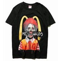 Scary Funny T Shirts Cyberpunk MC Black Armenia Comics T Shirt Men Casual Gothic Skull Men Summer Tops Camiseta Masculina 4DT117