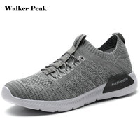 2017 Running Shoes Light Weight Mesh Sports Black Gray Red Color Jogging Sneakers For Man Outdoor