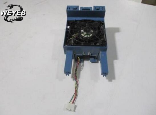 519737-001 487109-001 for ProLiant ML150 ML330 G6 Internal Cooling Fan with Mount / Bracket used condition 509547 001 466501 001 509505 001 heatsink for proliant ml150 g6 well tested with three months warranty
