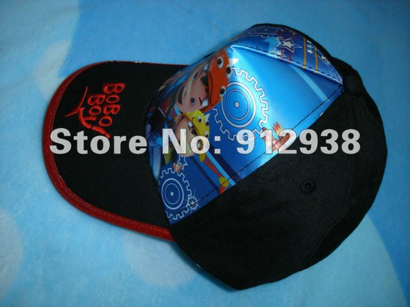 Childrens Cartoon Cap Sun Cap Boboiboy In Holidays Costumes From