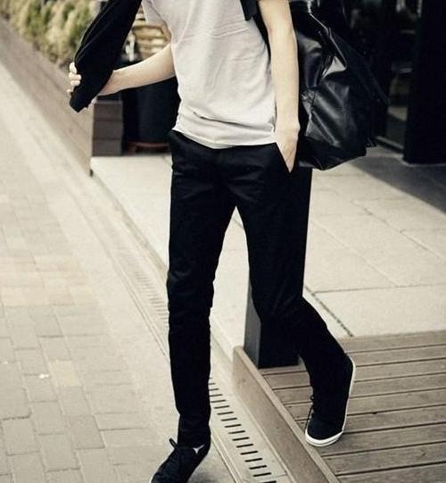 Online Shop Promotion 2012 autumn new men's fashion casual pants ...