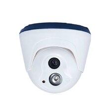 Seetong 5.0MP HD Onvif H.265 Peer-to-Peer Surveillance Camera Network Indoor Hemisphere IP Camera Plastic Enclosure Security UC