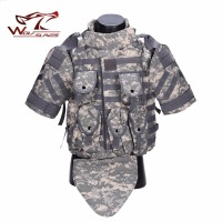 900D Oxford OTV Tactical Vest Armor MOLLE Military Outdoor Hunting Clothing Combat Airsoft Paintball Wargame Gear