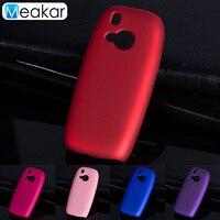 Matte Plastic Coque Cover 2.4For Nokia 3310 Case Voor Nokia 3310 Nokia3310 Dual 2017 TA-1030 Ta 1030 Telefoon terug Coque Cover Case