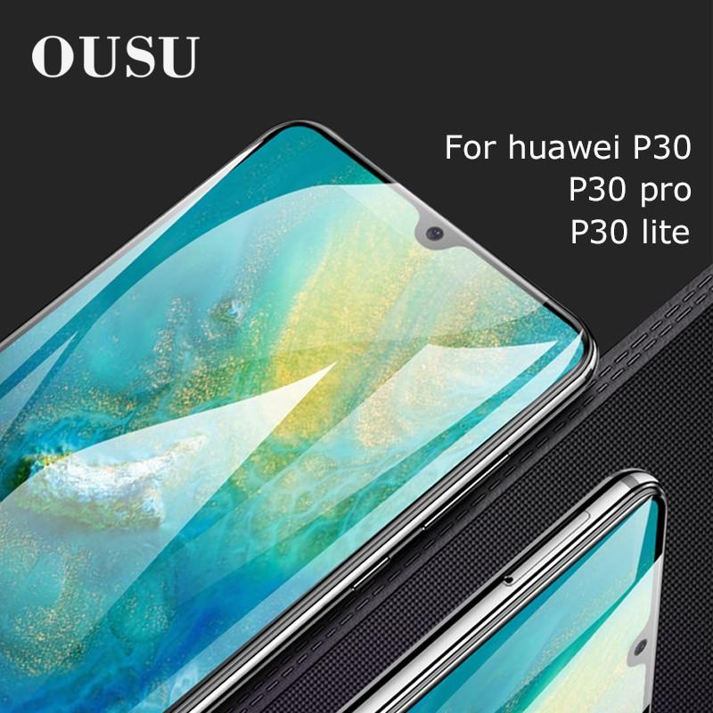 Handy-zubehör Sanft Ousu Scratch Proof Gehärtetes Glas Für Huawei P30 Pro Schutz Glas Film Screen Protector Für Huawei Mate 20 Pro Mate 9 10