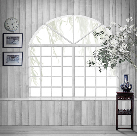 Interior photo shooting background arched window photography backdrops for kids photo studio camera fotografia props S-446 thick canvas photo backgrounds birthday party sweets photography backdrops for photo studio props camera fotografia s 951c