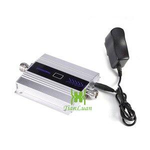 Image 4 - AMPLIFICADOR DE señal GSM para teléfono móvil, repetidor de señal GSM de 900MHz con pantalla LCD, juego completo yagi