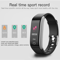 Timethinker B11 Smart Bracelet Watch Wristband Activity Fitness Tracker Blood Pressure Pulse Meter Smartwatch FOR Android IOS