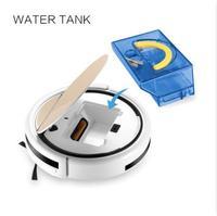 Smart V5S PRO робот пылесос мокрой и сухой чистой швабры резервуар для воды HEPA фильтр, Ciff Сенсор, self зарядки робот ASPIRADOR