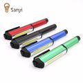 180 Degree Rotating Led Flashlight COB LED Portable Lamp With Magnetic Hanging And Clip For Camping Or Indoor Lighting 4 colors