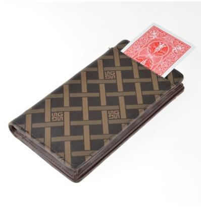 Echangeur de cartes portefeuille électronique (multicolore)-gros plan tours de magie, Illusion, apprenti magicien Illusion