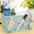 2016 New Toiletry Make Up Organizer Bag Women Men Casual Multifunctional Cosmetic Bags Storage Bag Makeup Handbag Neceser M1048