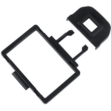 Japanese Optical Glass LCD Display screen Protector Cowl for CANON EOS 6D DSLR Digital camera