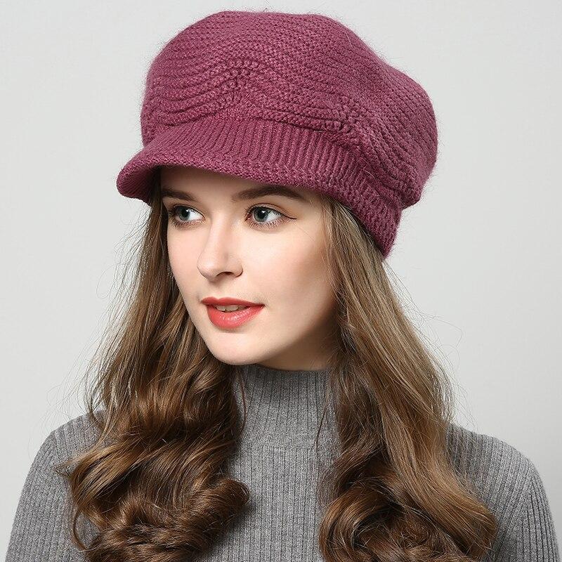 JIYOUOU winter hats for women Skullies Beanies han