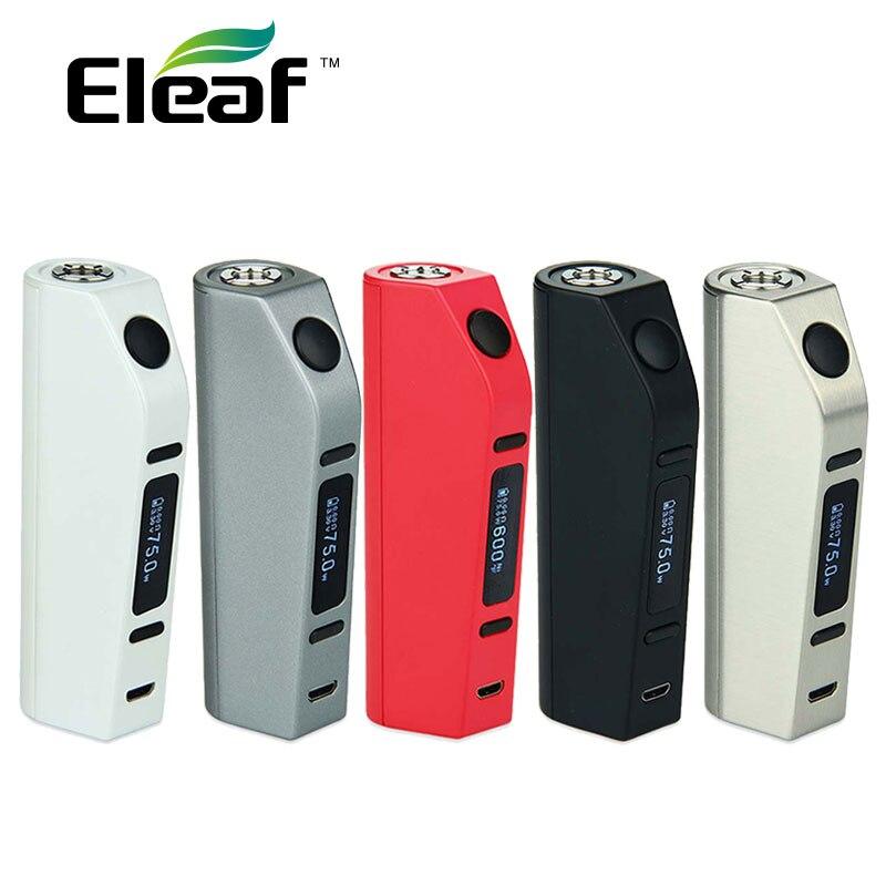 Aliexpress.com : Buy Original Eleaf ASTER Mod 75W TC Box mod VW/Bypass/Smart/TC Ni/TC Ti/TCR ...
