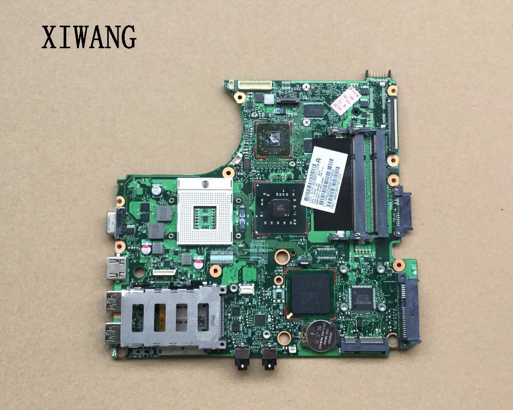 Free Shipping Laptop motherboard for HP ProBook 4411s 4510S motherboard 574508-001 Intel DDR2 100% fully tested цена