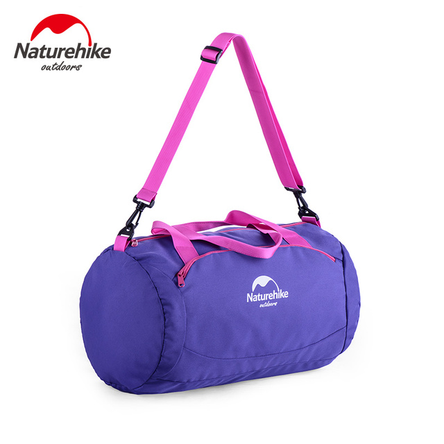NatureHike Swimming Folding Bag Combo Dry Wet Gym Sports Bags Outdoor Single Shoulder Waterproof Large