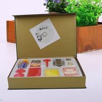 Magic Trick Gift Box Set Toy Classic Magic Props Toys Creative Novelty