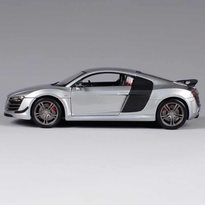 Maisto 1:18 Audi R8 Sports Car Diecast Model Car Toy New