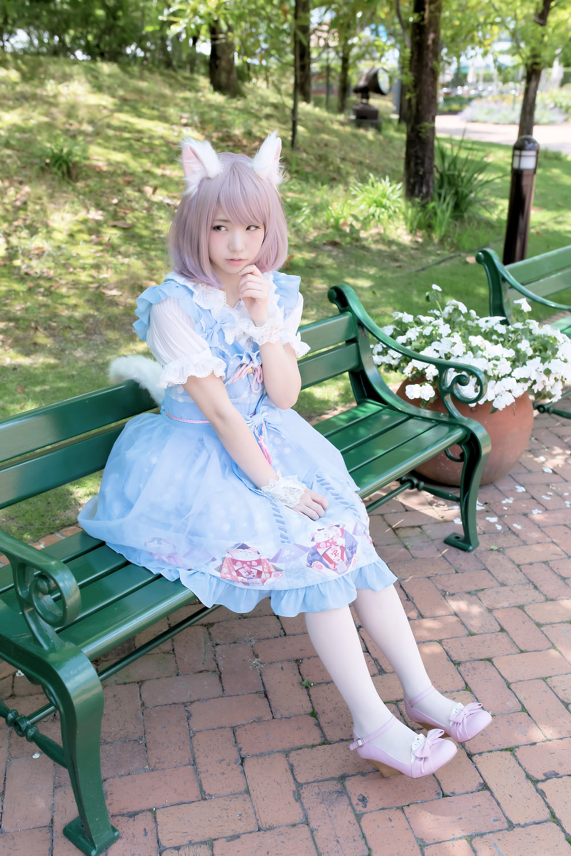 HTB1PuczOMHqK1RjSZFEq6AGMXXaD - Kawaii Cat Girl
