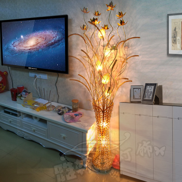 Living Room Floor Lamp Best Rooms Pictures 2017 High Quality Art Led Decorative The ...