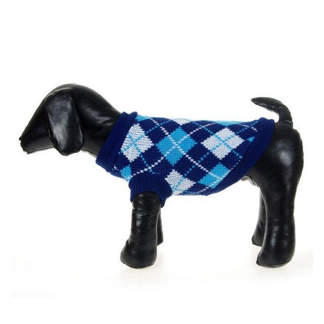 Euramerican Outono Inverno Pet Camisola Do Cão Filhote de Cachorro ...