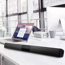 Wireless Bluetooth Soundbar Stereo Speaker font b TV b font Home Theater Built in Lithium Battery