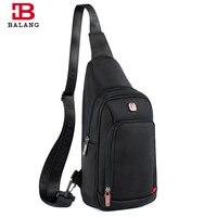 BaLang 2017 New Chest Bag For Men Crossbody Men S Casual Messenger Bag Sling Male Shoulder