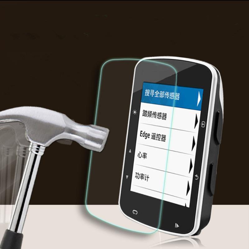 Ultra-thin Screen Protector  For Garmin Edge 820 520 For Garmin Edge 820 0.26mm Slim 9H HD Tempered Glass Film Scratch Resistant