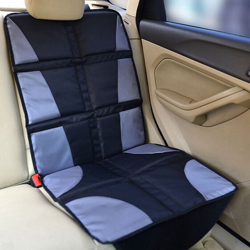 buy pu leather child car safety seat cover protector baby car seat cushion mat. Black Bedroom Furniture Sets. Home Design Ideas