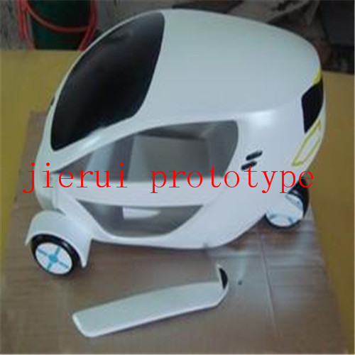 Custom CNC ABS Plastic Toy Car Model Prototype Mockup car toy mock up rapid prototype