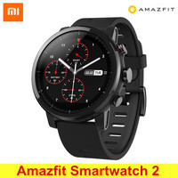 Huami Amazfit Smartwatch 2 Running Watch GPS Xiaomi Chip Bluetooth 4 2 Smart Watch Bidirectional Anti
