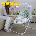 Envío Libre de Metal Juego de Cama de Bebé Cuna y Cochecito de Bebé Cesta de Dormir Con Tela Mosquitera Bebé Cuna Cama de Bebé, rosa