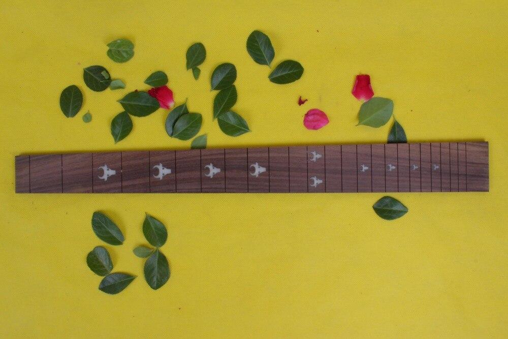 Guitar Accessories  1 x  25.5electric   Guitar Fretboard electric guitar rose  Wood Fretboard Parts 00-13 # inlay guitar accessories 1 pcs x 25 5electric guitar fretboard electric guitar rose wood fretboard parts 00 019 inlay