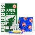Condones XL 100 unids/lote gran tamaño del condón gran condón Ssend con cajas al por menor 55 mm ancho del condón de látex 10 unids/caja