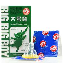 XL Condoms 100pcs/lot Large Size Condom Big Condom Ssend With Retail Boxes 55mm Width Latex Condom 10pcs/box