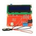 Новый (готовой продукции) NPN PNP Mosfet Транзистор Емкость СОЭ Индуктивность Резистора LC Метр Тестер mega168 модуль