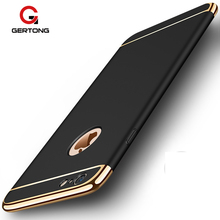 3 in 1 Luxury Hard PC Case For