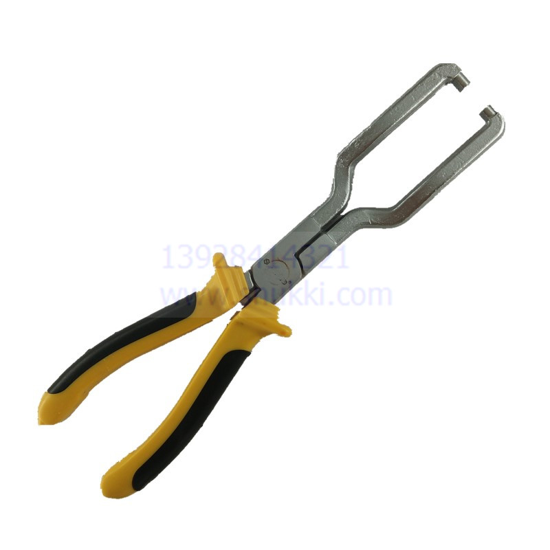 Fuel Filter Line Clip Petrol Hose Pipe Disconnect Relese Rmoval Plies Tool fuel line plier for double lock connector wix 33310 complete in line fuel filter pack of 1