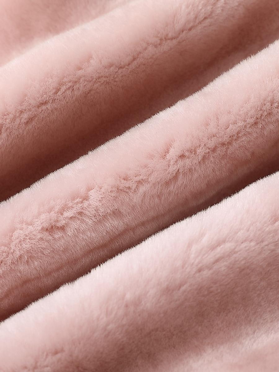 Manteaux Hiver Laine Européenne 100 Slim De Femmes Automne Véritable Manteau rose Vintage Fourrure Courts Blanc Rose Nouveau Z1060 Veste Vêtements noir Naturel Pur Wzx0OTnwq