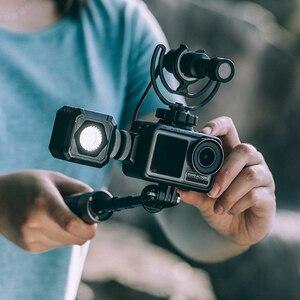 Image 4 - Pgytech osmo 액션 카메라 케이지 보호 케이스 dji osmo 액션 스포츠 카메라 프레임 커버 쉘 하우징 액세서리